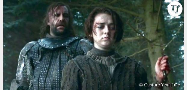 Game of Thrones Saison 4 : le destin de la jeune Arya révélé !