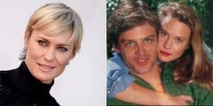 Robin Wright (House of Cards) : son premier mari est décédé