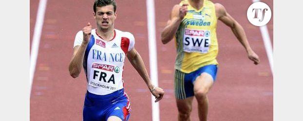 Championnat d'Europe d'Athlétisme : Christophe Lemaitre bat son propre record