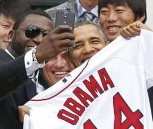 Samsung Galaxy : les ventes dopées par les selfies d'Obama et des stars ?