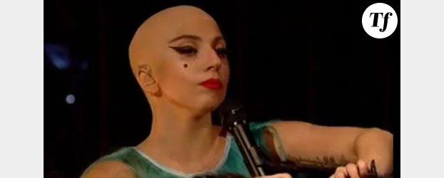 Vidéo : Lady Gaga chauve ! Pour de vrai ?