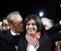 Anne Hidalgo officiellement élue maire de Paris, Bruno Julliard 1er adjoint