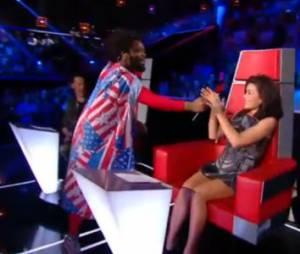 The Voice 2014: l'incroyable show de Spleen sur « It's Oh So Quiet » de Bjork - TF1 Replay