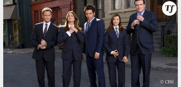 """How I met your mother"" : une fin alternative pour la série"