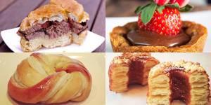Cronut, brookie, duffin… Le point sur les viennoiseries hybrides dont tout le monde parle
