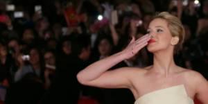 Hunger Games : Jennifer Lawrence a frôlé la mort durant le tournage