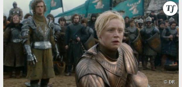 Game of Thrones : Gwendoline Christie au casting de Hunger Games 4
