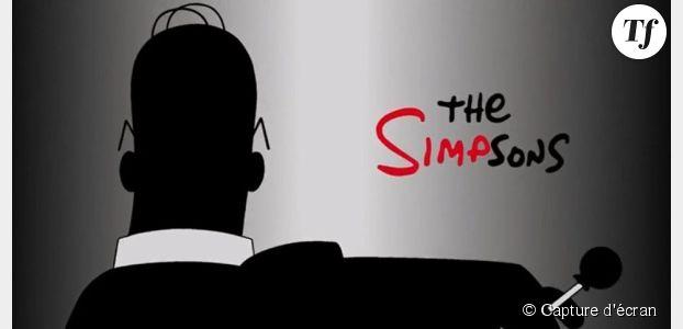 Mad Men : les Simpson rendent hommage à la série