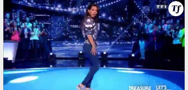 Vendredi tout est permis: revivez le « Let's dance » sexy de Tal - TF1 replay