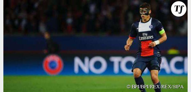 PSG : Thiago Silva sait que Paris sera champion de Ligue 1