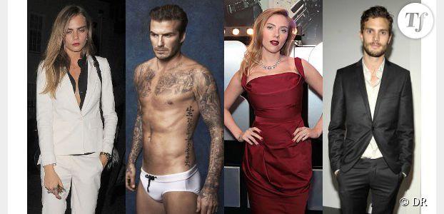 Hommes et femmes n'ont pas la même conception du corps idéal, la preuve par quatre...