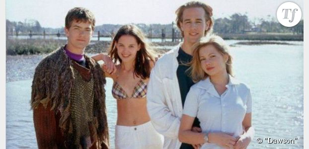 """""""Dawson"""" : pas de film au programme pour la série culte avec Katie Holmes"""