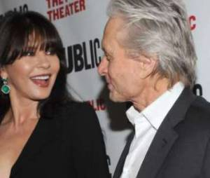 Catherine Zeta-Jones et Michael Douglas : le couple à nouveau soudé