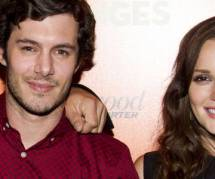 Leighton Meester trouve son mari Adam Brody incroyable