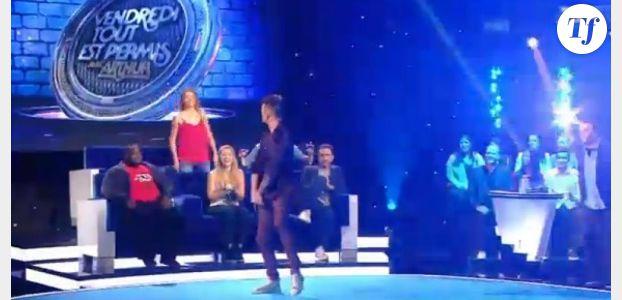 Vendredi Tout est permis : revoir le Let's Dance de folie de Keen'V - en vidéo