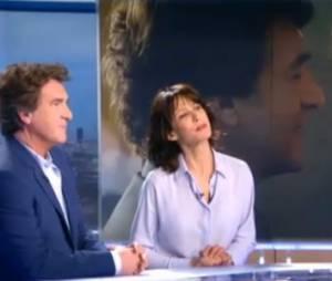 Affaire Gayet: Sophie Marceau répond à Catherine Deneuve après sa colère contre Hollande - vidéo