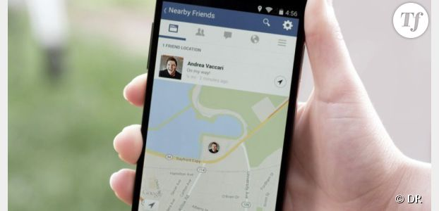 Nearby Friends : à quoi sert la nouvelle option de Facebook ?