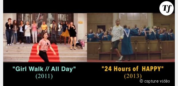 Happy : le clip de Pharrell Williams accusé de plagiat ?