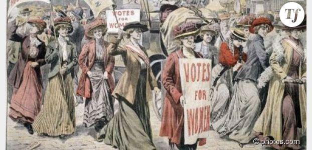 Häufig droit de vote des femmes dans le monde WS56
