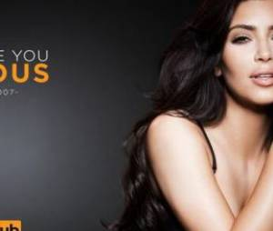 Pornhub : un buzz sexy avec Kim Kardashian