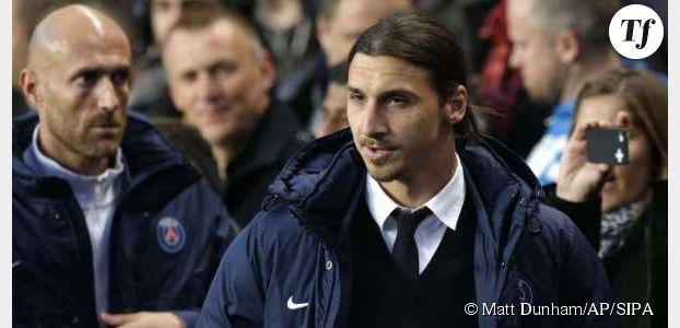 Zlatan Ibrahimovic absent de tous les matchs du PSG de la saison ?