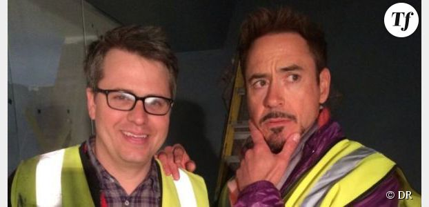 Avengers Age of Ultron : Robert Downey Jr. dévoile une photo du tournage
