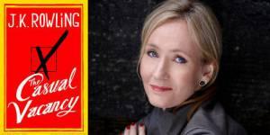"""""""Une place à prendre"""" : HBO et la BBC vont adapter le livre de JK Rowling en mini-série"""