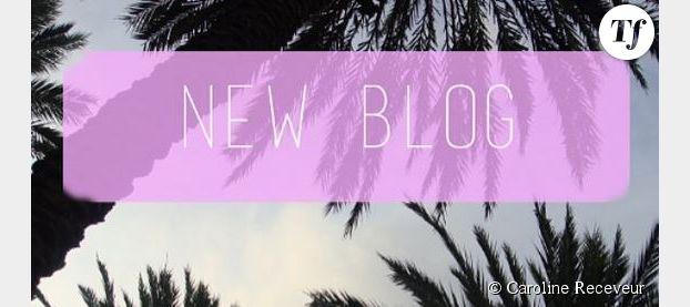 Caroline Receveur : adresse de son blog beauté et lifestyle