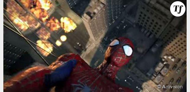 The Amazing Spider-Man 2 : sortie du jeu vidéo inspiré du film
