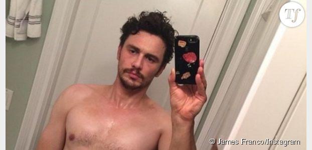 James Franco et son nu pas très artistique sur Instagram
