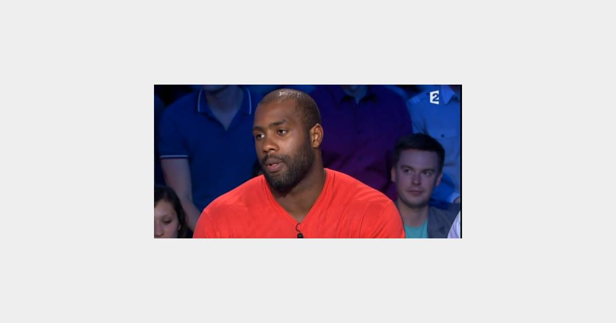 On n est pas couch teddy riner annonce sa candidature la pr sidentielle france 2 replay - France 2 on est pas couche replay ...