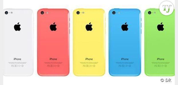 iPhone 5C : le smartphone 8Go disponible chez Free Mobile