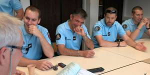 La brigade : course contre la montre et cambrioleurs – TF1 Replay