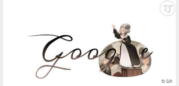 Olympe de Gouges : la féministe fête son 266e anniversaire avec un Google Doodle