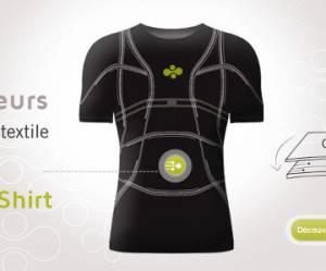 Wearable technologies : le bracelet est mort, vive le tee-shirt connecté