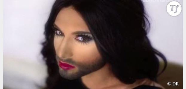 Gagnant Eurovision 2014 : Conchita Wurst chante « Rise Like A Phoenix » - Vidéo Replay