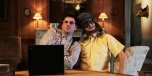 """""""Palmashow"""" : le clip délirant de Gaspard et Balthazar – vidéo"""