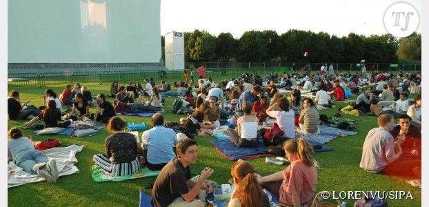 Cinéma en plein air de la Villette : la programmation 2014