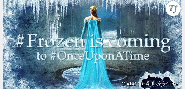 Once Upon a Time : la Reine des neiges apparaîtra dans la saison 4
