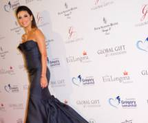 Grégory Lemarchal : Eva Longoria s'engage contre la mucoviscidose