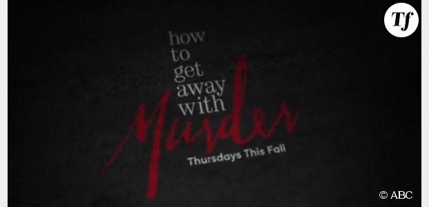 How To Get Away With Murder : une première vidéo de la saison 1