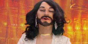 Conchita Wurst (Eurovision) débarque aux Guignols de l'info de Canal +