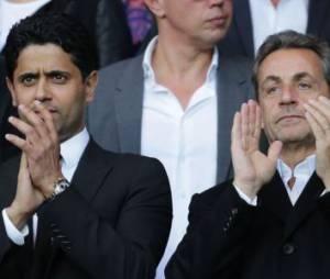 Nicolas Sarkozy se voit comme le président du PSG