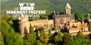 Monument préféré des Français : ouverture des votes sur France 2