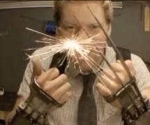 X-Men : il fabrique les griffes de Wolverine