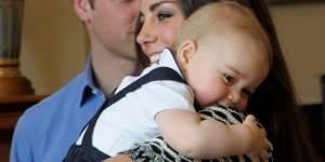 Prince George : le royal baby a enfin un timbre à son effigie