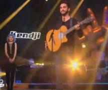 Kendji Girac (The Voice 2014), son premier concert avec « Bella » en vidéo