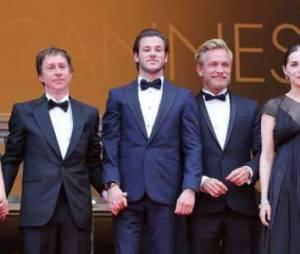 """Cannes 2014 - 4e jour: trois acteurs de """"Saint Laurent"""" racontent le film de Bonello"""