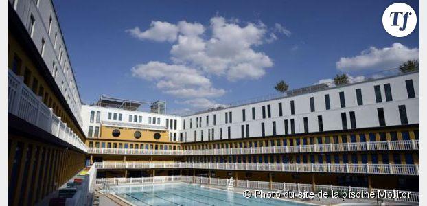 piscine molitor date d 39 ouverture du nouvel tablissement de luxe spa h tel restaurant. Black Bedroom Furniture Sets. Home Design Ideas