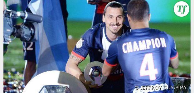 Zlatan Ibrahimovic (PSG) : une statue au Musée Grévin pour l'attaquant